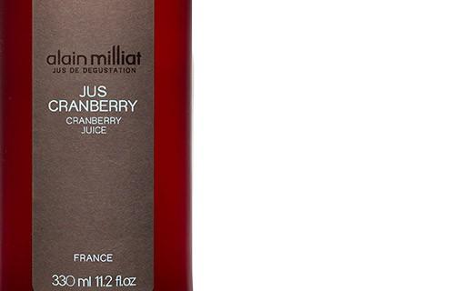 Succo di cranberry - Alain Milliat