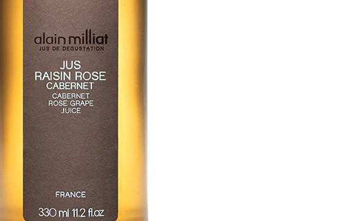 Succo d'uva rosé Cabernet - Alain Milliat