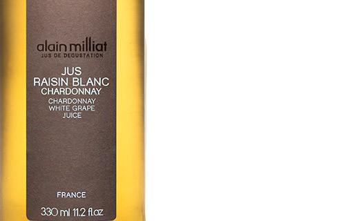 Succo d'uva bianca Chardonnay - Alain Milliat