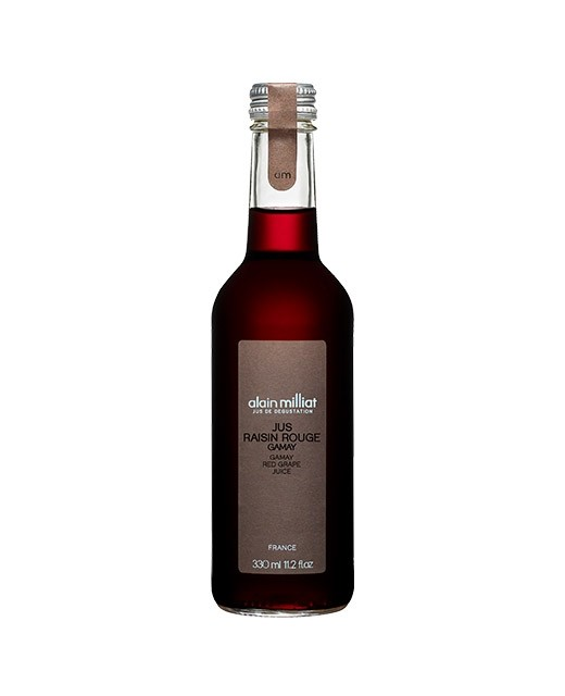 Succo d'uva rossa Merlot - Alain Milliat