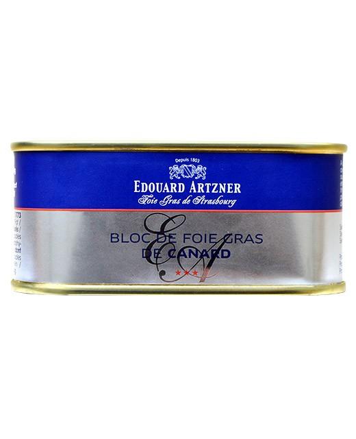 Bloc di foie gras di anatra 200 g - Edouard Artzner