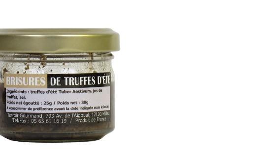 Polvere di tartufi d'estate - Truffe France