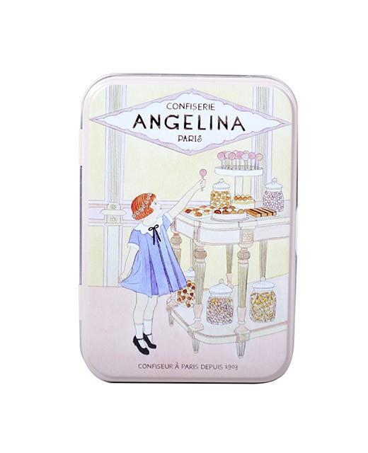 Caramelle al burro salato - Angelina