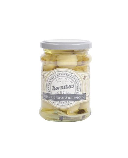 Funghi in agro dolce - Bornibus