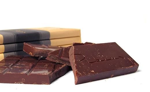 Tavoletta di cioccolato fondente - Sao Tomé - Pralus