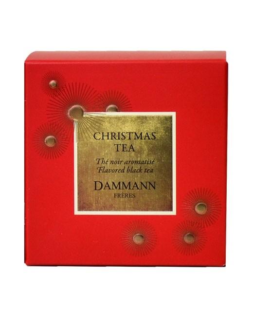Tè Christmas Tea rosso - filtri cristal - Dammann Frères