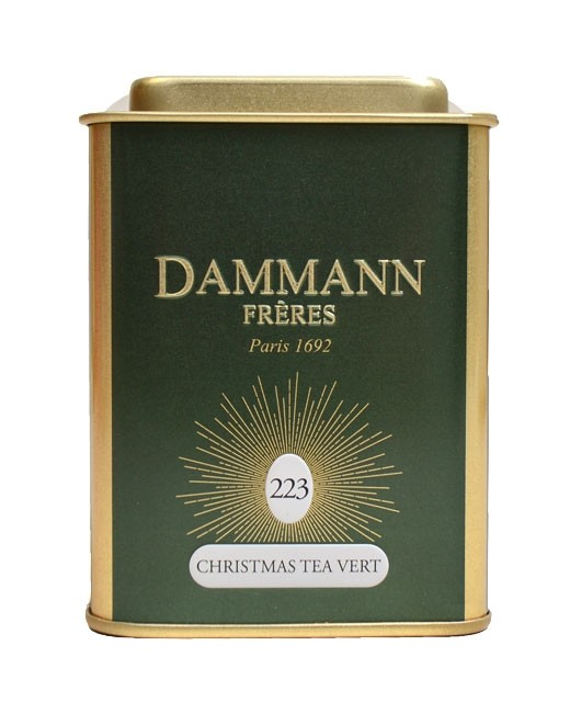 Christmas The Verde - Dammann Frères
