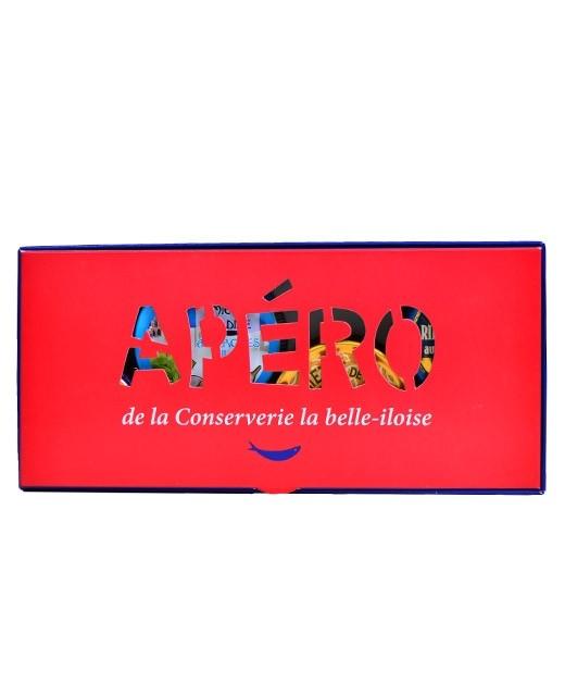Cofanetto apéro - La Belle-Iloise - Belle-Iloise (La)