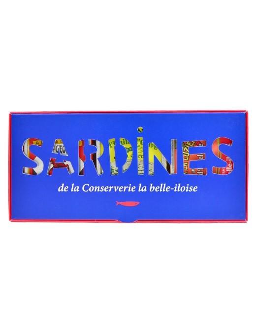 Cofanetto sardine - La Belle-Iloise - La Belle-Iloise