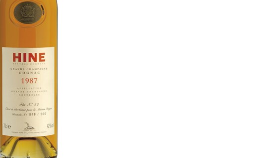 Cognac Hine Grande Champagne 1987 - Hine