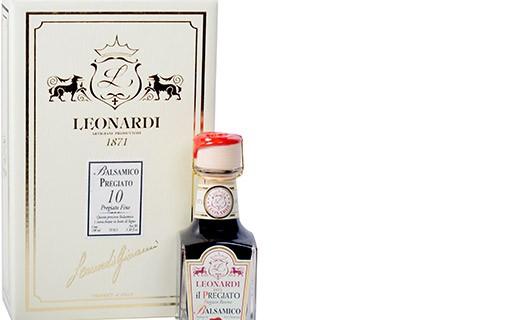 Condimento Balsamico - 10 anni -  Il Pregiato - Leonardi