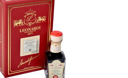 Condimento Balsamico - 30 anni -  Patriarca  - Leonardi
