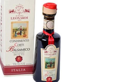 Condimento Balsamico - 5 anni -  La Corte - Leonardi