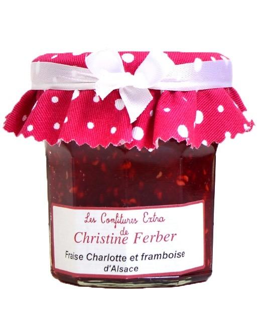 Confettura di fragole e lamponi - Christine Ferber