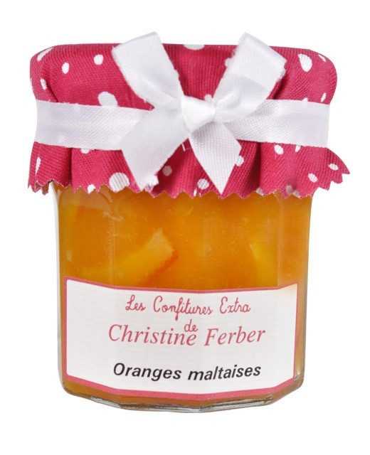 Marmellata d'arance di Malta
