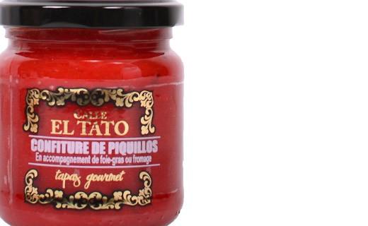 Confettura di peperoni Piquillo grigliati - Calle el Tato