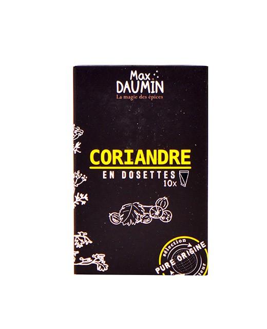 Coriandolo - capsule salvafreschezza - Max Daumin
