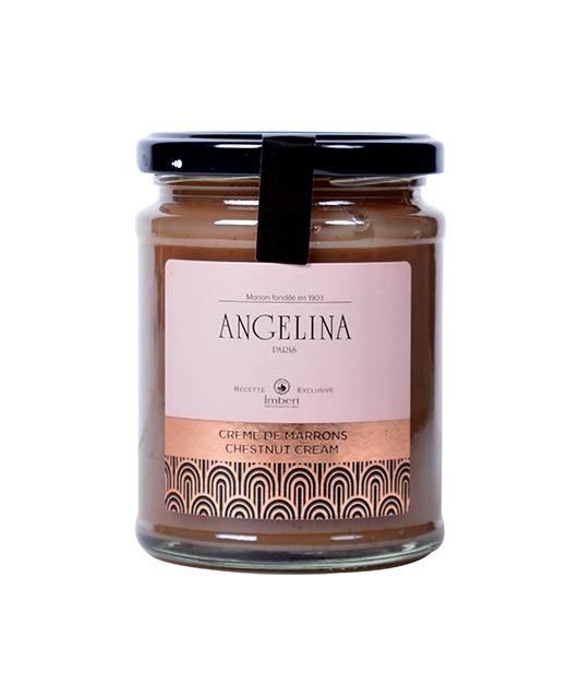 Crema di castagne in vasetto - Angelina
