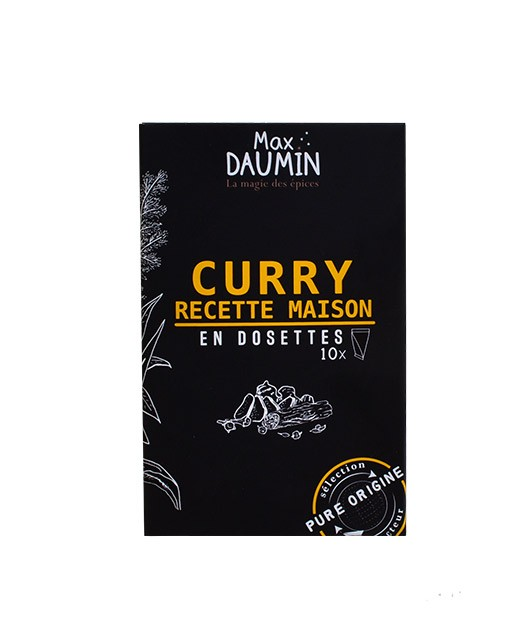 Curry dolce - capsule salvafreschezza - Max Daumin