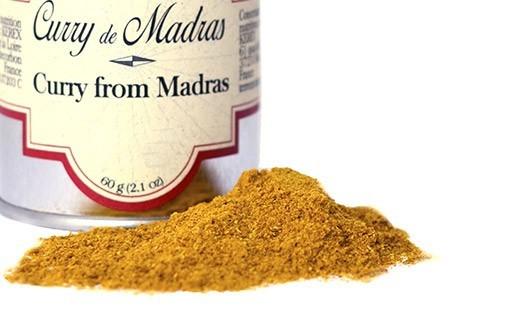 Curry di Madras - Terre Exotique