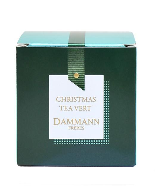 Tè verde Christmas Tea - filtro cristal - Dammann Frères
