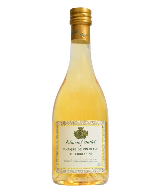 aceto di vino bianco di Borgogna - Fallot