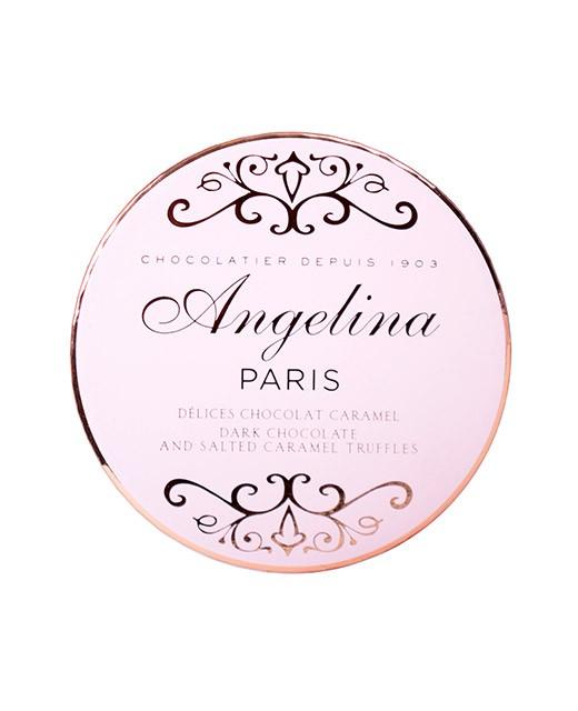 Delizie al cioccolato e caramello - Angelina
