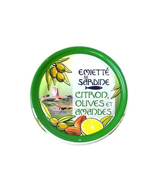 Insalata di sardine al limone, olive e mandorle - La Belle-Iloise