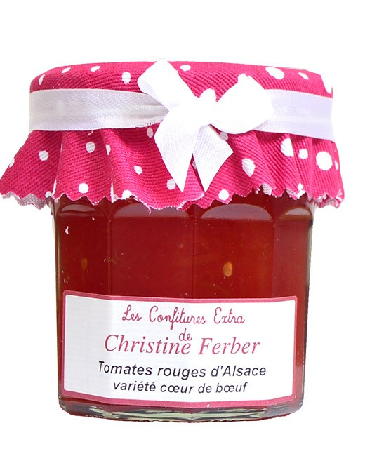 Confettura di pomodori rossi d'Alsazia - Christine Ferber