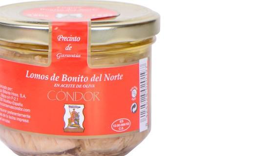 Filetto di tonno bianco all'olio d'oliva - Condor
