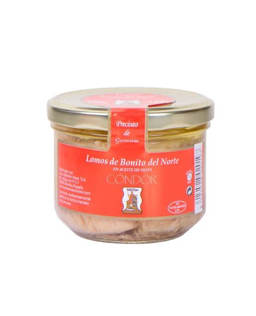 Filetto di tonno bianco all'olio d'oliva - Belle-Iloise (La)