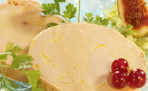 Dolci di foie gras intero al miele d'acacia - Dupérier