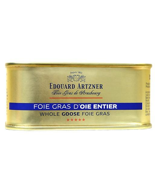 Foie gras di oca intero 200 g - Edouard Artzner