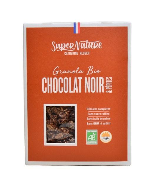 Granola cioccolato fondente gocce bio - Catherine Kluger