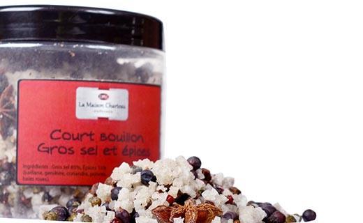 Sale grosso di Francia alle spezie - Maison Charteau