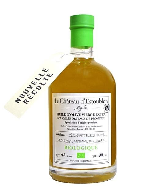 Olio extravergine d'oliva - AOP Vallée des Baux de Provence