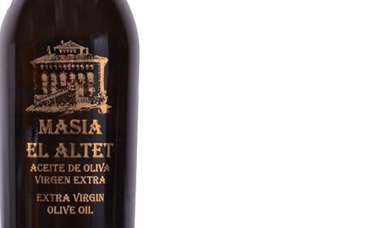 Olio di oliva Masia El Altet - Masía el Altet