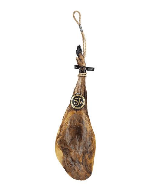 Prosciutto iberico di bellota 100% 5J - intero - Cinco Jotas