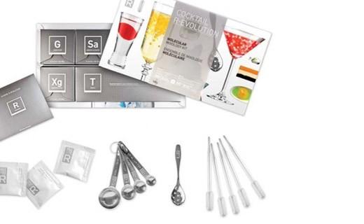 Kit cocktail molecolare mol cule r - Kit cucina molecolare ...