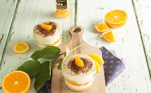 Mandarini affogati alla vodka - Vergers de Gascogne
