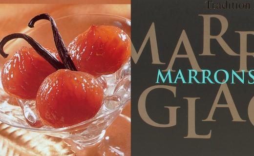 Confezione da 12 marron glacé - Corsiglia