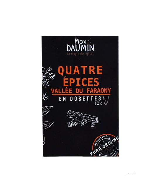 Mix quattro spezie - capsule salvafreschezza - Max Daumin