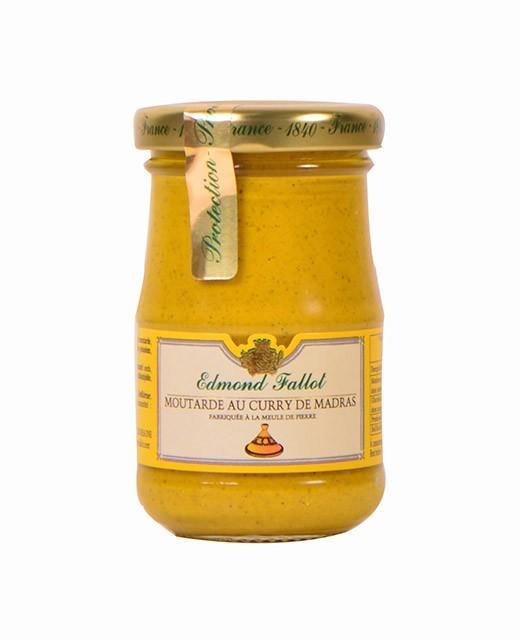 Senape al curry di Madras - Fallot