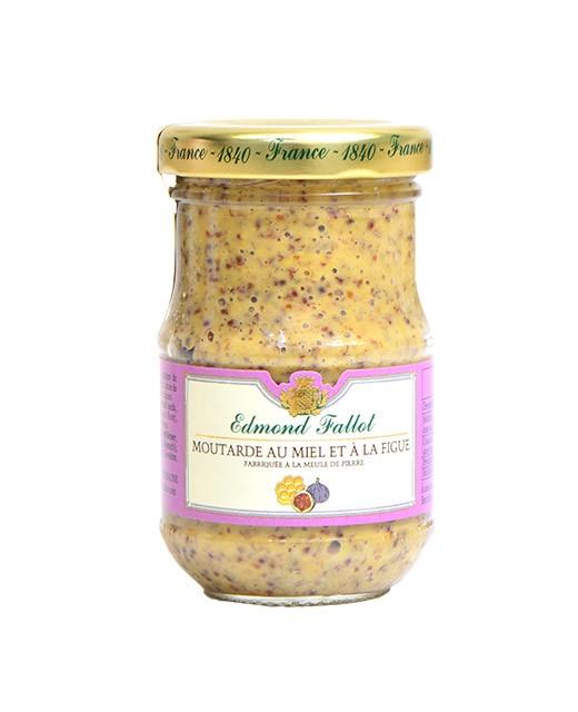 Senape al miele e ai fichi - Fallot