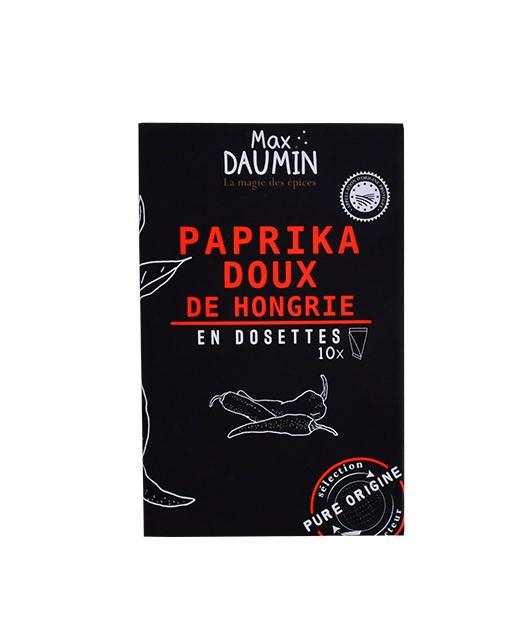 Paprika dolce D.O.P. - capsule salvafreschezza - Max Daumin