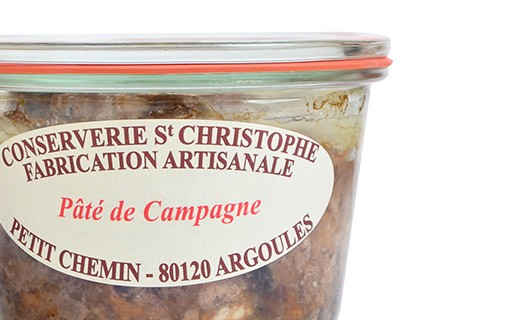 Patè di Campagna - Conserverie Saint-Christophe