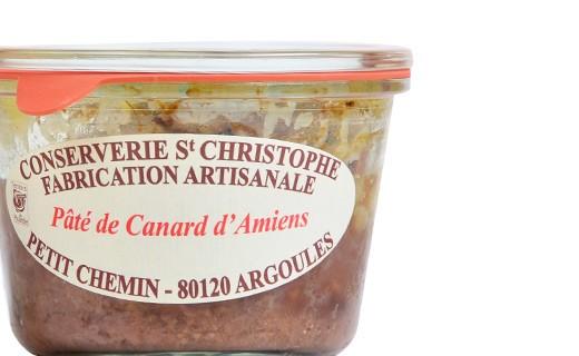 Paté di Anatra di Amiens - Conserverie Saint-Christophe