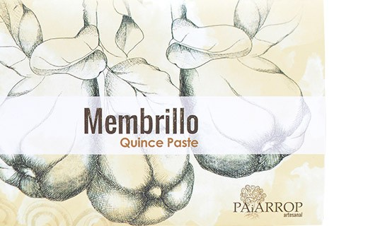 Pâte di fruit - mela cotogna - Paiarrop