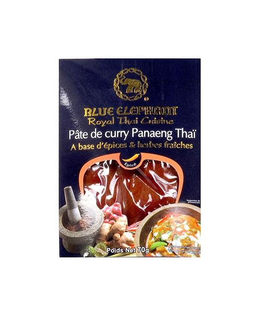 Pâte di Curry Panang