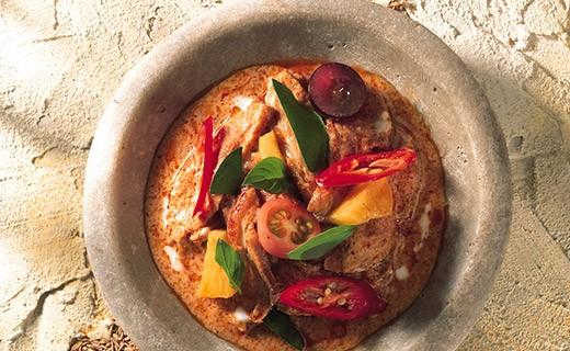 Crema al Curry Rosso - Blue Elephant